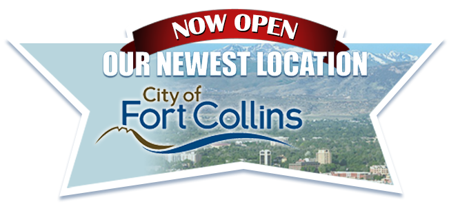 New Fort Collins Location