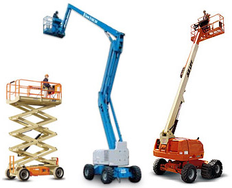Lift and Ladder Rentals