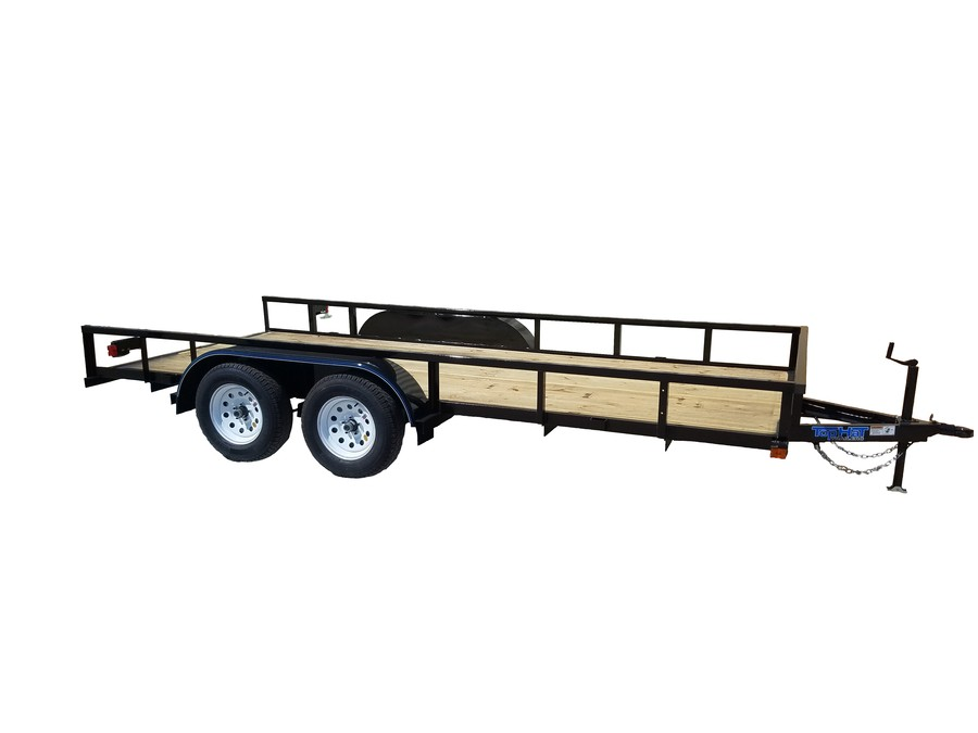 Tandem Axle Equipment