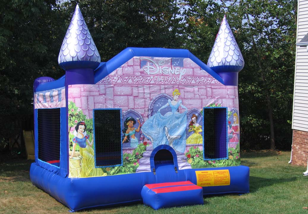 Arapahoe Rental Bounce House Disney Princess Rentals