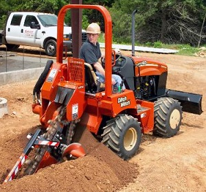 Arapahoe Rental Ride On Trencher 48 Quot Rentals