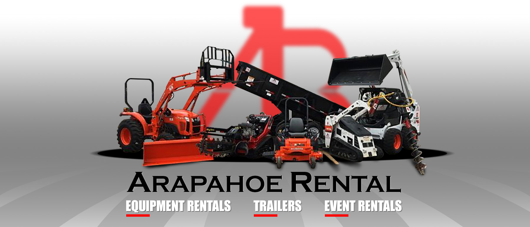 Equipment and Tool Rentals - Arapahoe Rental